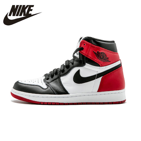 best sneakers 27606 4c0e7 Nike Air Jordan 1 Black Toe Original - www.tabathasstuff.com