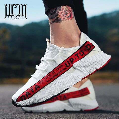 bf8026db29cc 2018 Designer High Quality Fashion Luxury Flat Adult Male Breathable  Sneakers