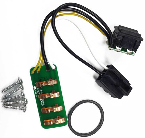 Central Vacuum Hose Switch and Wiring Harness 170113 - VacuumStore.com