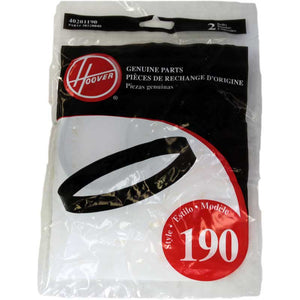 Hoover Style 190 Belt for Elite