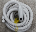 50' Universal Dual Voltage Central Vacuum Hose - VacuumStore.com