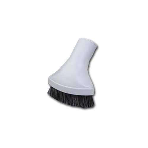 Natural Bristle Dusting Brush Grey