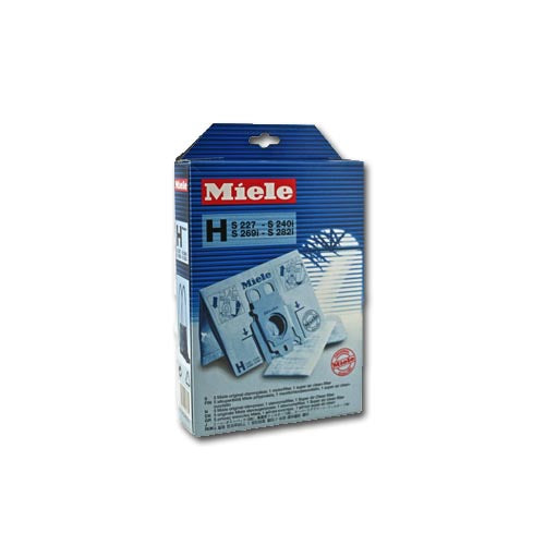 Miele Type H Bags 5 Pack - VacuumStore.com