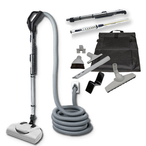 Cana-Vac Performance Pack LS 30' **Recommened Kit** 3-Year Warranty - VacuumStore.com