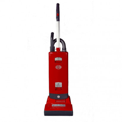 SEBO AUTOMATIC X7 Red Upright Vacuum - VacuumStore.com