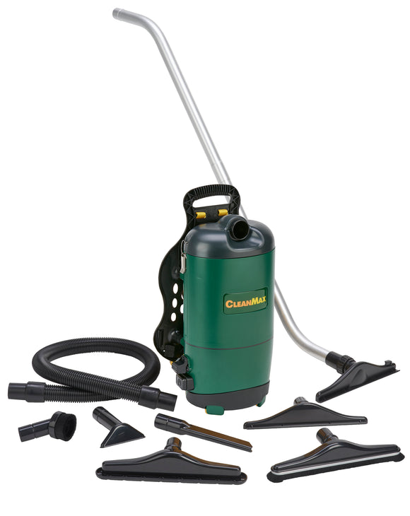 CleanMax Backpack Vacuum - VacuumStore.com