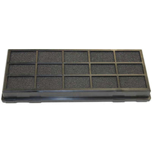 Carpet Pro Vacuum Cleaner Exhaust Filter W/Frame - VacuumStore.com