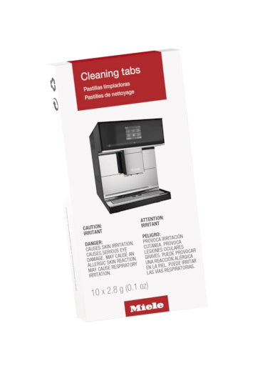 Miele Coffee Machine Cleaning Tabs (10-Pack) [11201250] - VacuumStore.com