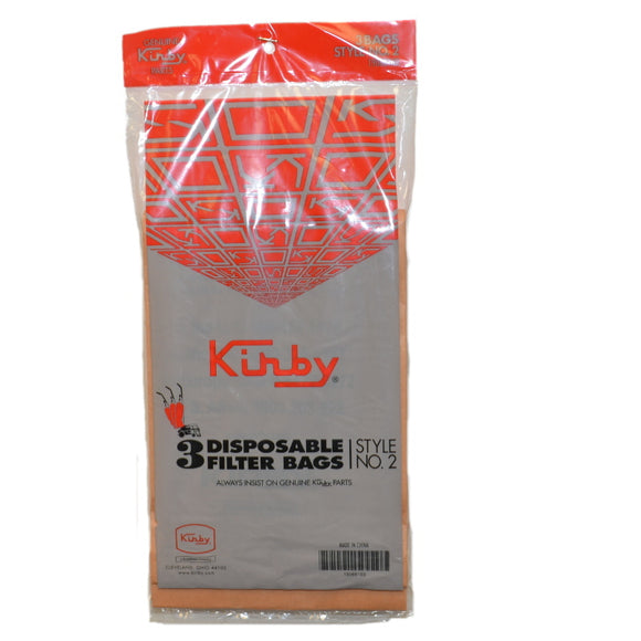 Kirby Bags Style 2 3 Pack - VacuumStore.com