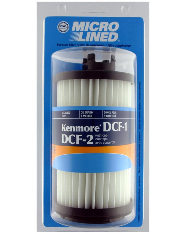 Kenmore Type DCF-1 and DCF-2 Filter - VacuumStore.com