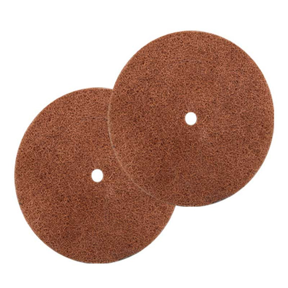 Koblenz Tan Cleaning Pads 45-0105-2