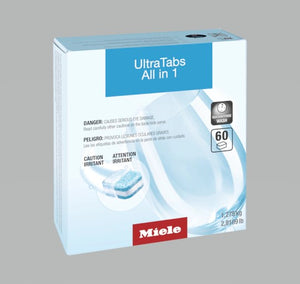 Miele Dishwasher Tabs (60-Pack) [11295860] - VacuumStore.com