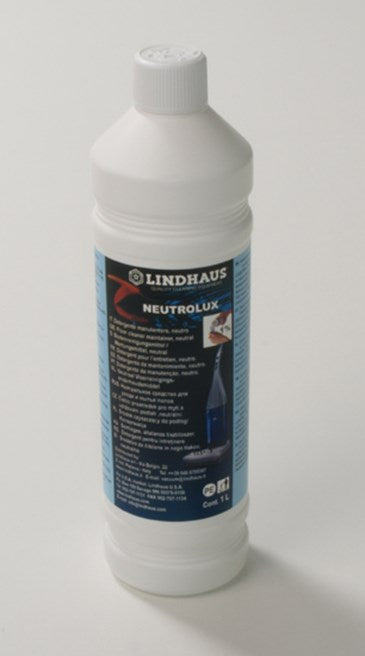 Lindhaus Neutrolux Cleaner (12-Pack) 1 Qt. Bottles 031830000-1 - VacuumStore.com