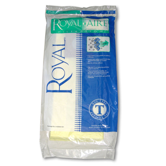 Royal Type T Bags 7 Pack - VacuumStore.com