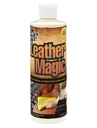 Unbelievable! Leather Magic 16 oz. ULM-16 - VacuumStore.com