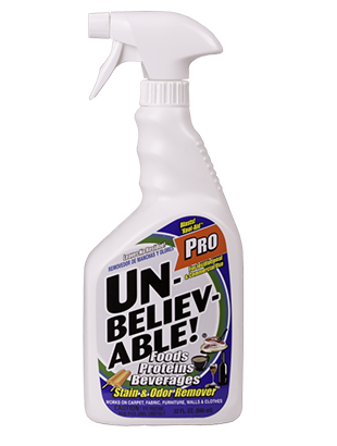 Unbelievable! Pro Stain & Odor Remover 32 oz. UPSO-32 - VacuumStore.com