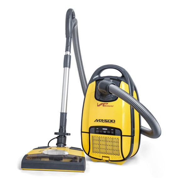 Vapamore MR-500 Vento Canister Vacuum Cleaner - VacuumStore.com