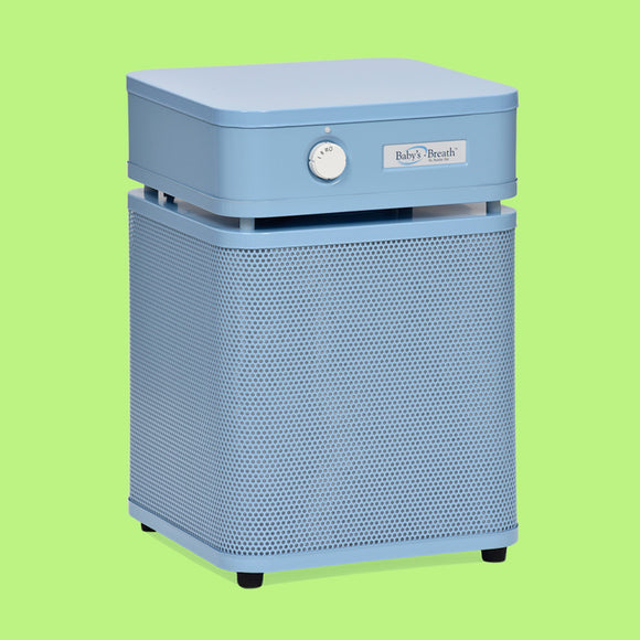 Austin Air Baby's Breath Blue Air Purifier
