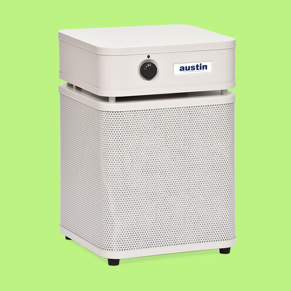 Austin Air Healthmate Junior Plus White