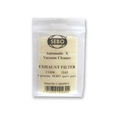 Sebo Exhaust Filter for AUTOMATIC X Series Vacuum