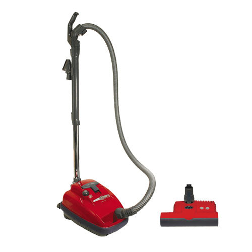 Sebo Airbelt K3 Red Canister Vacuum Cleaner - VacuumStore.com