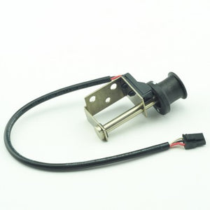 Simplicity Idler And Hall Sensor Assembly
