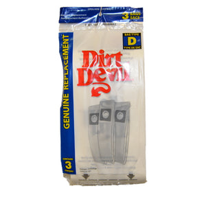 Dirt Devil Type D Bags (3-Pack) 3670147001 - VacuumStore.com
