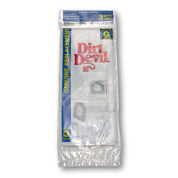 Dirt Devil Type G Bags 3 Pack - VacuumStore.com