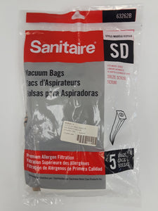 Sanitaire Type SD Bags 5 Pack - VacuumStore.com
