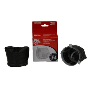 Dirt Devil Style F4 Filter 2 pack