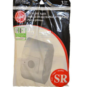 Hoover Type SR Bags 3 Pack Genuine - VacuumStore.com