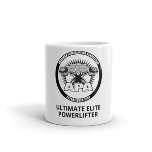 Ultimate Elite Powerlifter Classification - Mug