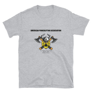 2019 Iron Gladiator Border Brawl Unisex T-Shirt