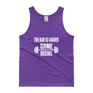Game Begins Tank top