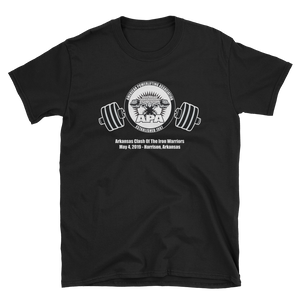 2019 Arkansas Clash of The Iron Warriors T-Shirt