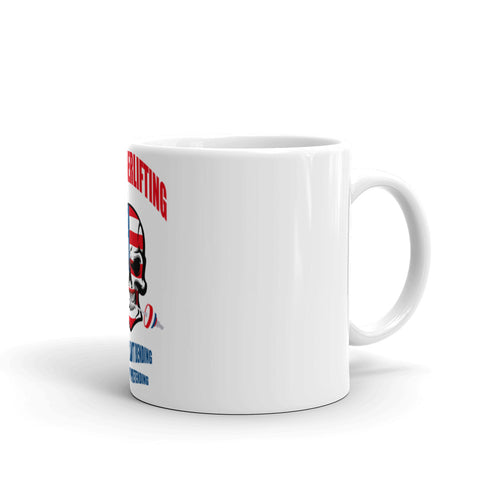APA - If the bar ain't bending Mug