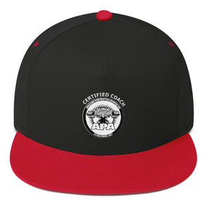 Embroidered Logo APA Certified Coach Cap