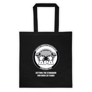 APA - Setting the Standards for over 30 year Tote bag