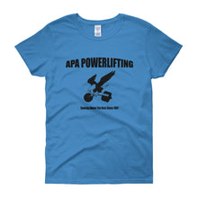 APA - Soaring Above The Rest - Women's short sleeve t-shirt