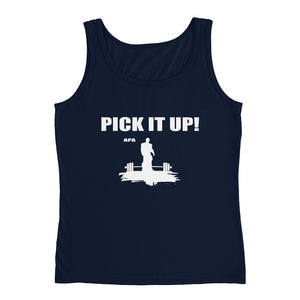 Pick it up! Ladies' Tank