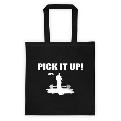 Pick it up! Tote bag