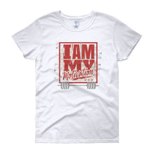 I Am My Motivation - Women's short sleeve t-shirt