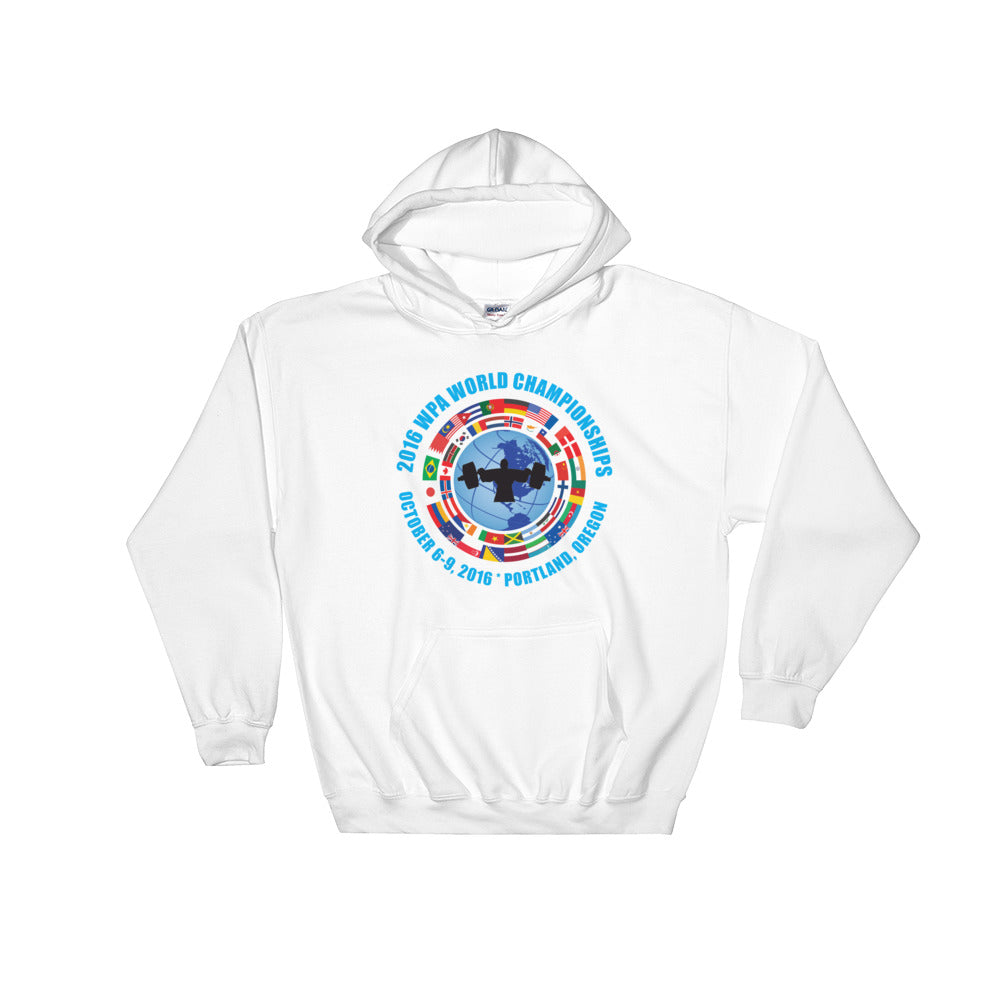2016 World Championships Hooded Sweatshirt