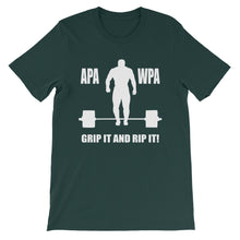 APA Grip it and Rip it -  Unisex T-Shirt