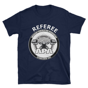 APA Referee Unisex T-Shirt