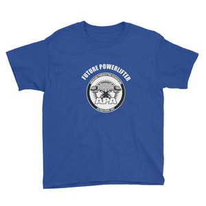 Future Powerlifter Youth Short Sleeve T-Shirt