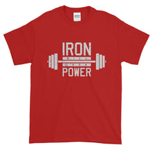 Iron Will - Iron Power T-Shirt