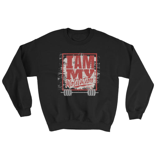 I Am My Motivation Sweatshirt