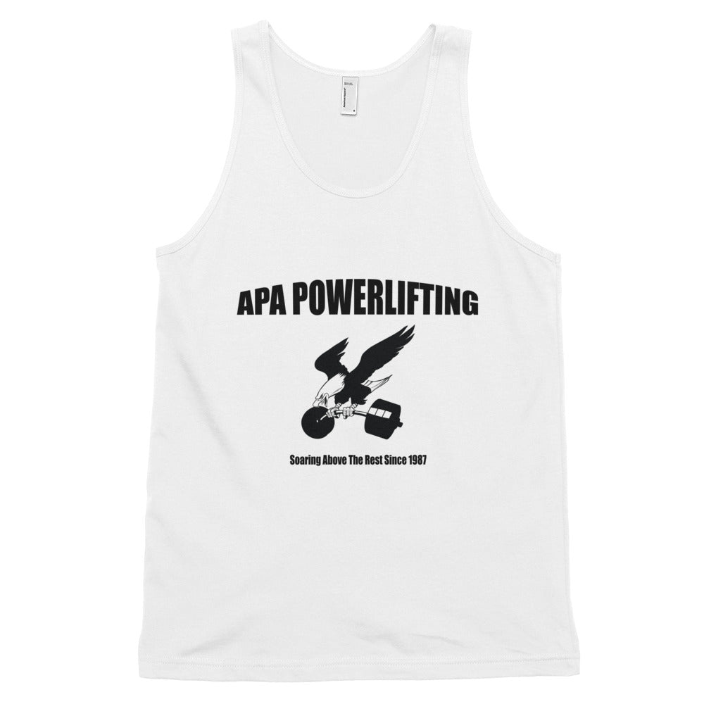 APA Soaring Above The Rest - Classic tank top (unisex)