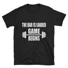 Game Begins Unisex T-Shirt